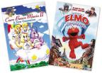 Care Bears Movie 2: A New Generation/The Adventures Of Elmo In Grouchland 2-Pack