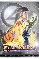 Fantastic Four - World's Greatest Heroes - Complete Season 1