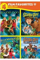 Scooby-Doo!: 4 Film Favorites