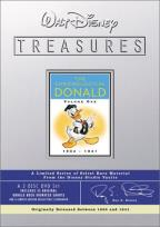 Walt Disney Treasures - The Chronological Donald : Volume One (1934-1941)