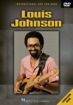 Louis Johnson: Instructional DVD for Bass