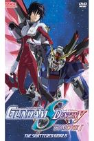 Gundam Seed Destiny TV - Movie 1