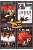 Manje/Bleeding Rose/Asylum Night/The Sorority