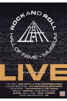 Rock and Roll Hall of Fame + Museum: Live - Start Me Up