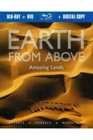Earth From Above: Amazing Lands