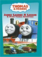 Thomas & Friends - James Learns a Lesson & Other Stories