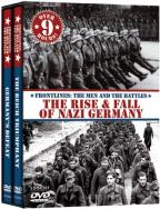 Frontlines: The Men and the Battles - The Rise & Fall of Nazi Germany