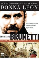 Commissario Guido Brunetti Mysteries: Vendetta/The Anonymous Venetian