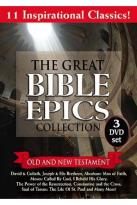 Great Bible Epics Collection