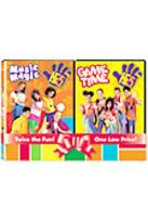 Hi-5: Music Magic/Hi-5 Game Time 2-PK