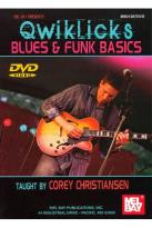 Corey Christiansen: QwikLicks - Blues & Funk Basics