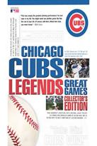 Chicago Cubs Legends: Great Games