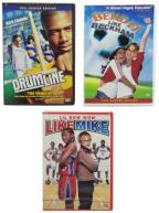Bend It Like Beckham/ Drumline/ Like Mike - 3 Disc Set