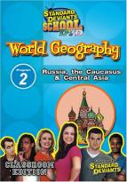 Standard Deviants - World Geography Module 2: Russia, The Caucasus and Central Asia
