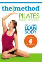 Method - Pilates Target Specifics: Abs, Arms, Hips, Thighs