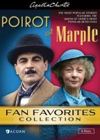 Agatha Christie: Poirot and Marple - Fan Favorites Collection