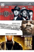Hoodlum/Redemption/Never Die Alone