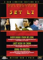 Jet Li - Bodyguard From Beijing/Last Hero In China/Kung Fu Master