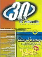 30 DVD Colleccion - Chon Arauza/Yahari