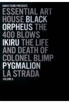 Essential Art House: Vol. 2 - Pygmalion/ La Strada/ 400 Blows/ Black Orpheus/ Ikiru/ Life and Death of Colonel Blimp