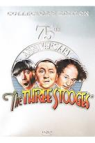 Three Stooges 75th Anniversary Edition