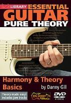 Lick Library: Essential Guitar Pure Theory - Harmony & Theory, Basics