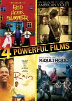 4 Powerful Films: Red Hook Summer/American Violet/Rain/Kidulthood