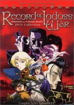 Record Of Lodoss War: Chronicles Of The Heroic Knight Boxed Set