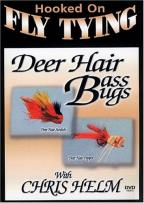 Hooked on Fly Tying - Deer Hair Bass Bugs