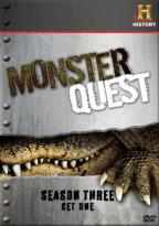 Monsterquest - Complete Season 3
