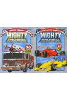 Mighty Machines: Lights & Ladders/Roadways to Runways
