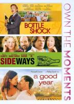 Bottle Shock/Sideways/A Good Year