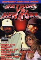 HipHopBattle.com - Detroit vs. New York