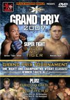 Maximum Mma Presents X-1: Grand Prix 2007