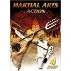 Martial Arts Action: Bruce Lee Strikes Back/Kung Fu-ry/Revenge of the Samurai/Kararte Gangsters