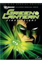 Green Lantern - First Flight