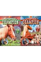 Adventures of Champion, Vols. 1 and 2