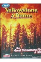 Yellowstone Aflame