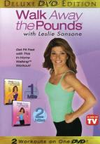Walk Away the Pounds with Leslie Sansone - Two Workouts On One DVD