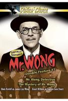 Mr. Wong Double Feature Vol. 1: Mr. Wong, Detective/The Mystery Of Mr Wong