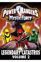Power Rangers Mystic Force: Legendary Catastros (Vol. 2)