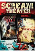 Scream Theater Double Feature, Vol. 5: Blood Cult/Revenge