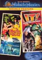 Midnite Movies Double Feature - Monster That Challenged The World/It! The Terror From Beyond Space