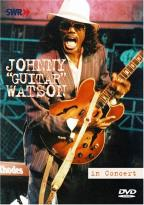 Johnny Guitar Watson in Concert: Ohne Filter