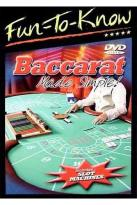 Fun-To-Know - Baccarat Made Simple