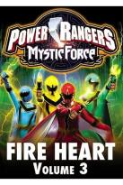 Power Rangers Mystic Force: Fire Heart (Vol. 3)