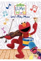 Sesame Street: Elmo's World - Let's Play Music