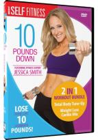 Jessica Smith: 10 Pounds Down - Total Body Tune-up/Weight Loss Cardio Mix