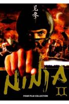 Ninja II: 4-Film Collection