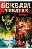 Scream Theater Double Feature, Vol. 4: Legend of the Witches/City of the Dead
